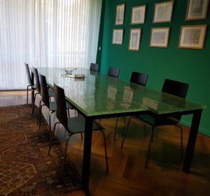 Studio Legale Domitilla Rossi - sala riunioni