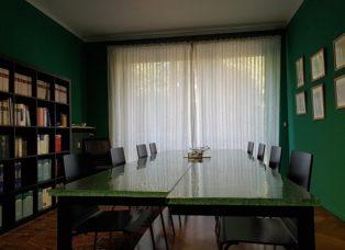 Studio Legale Avvocato Domitilla Rossi - sala riunioni