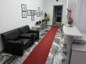 Studio Legale Domitilla Rossi reception