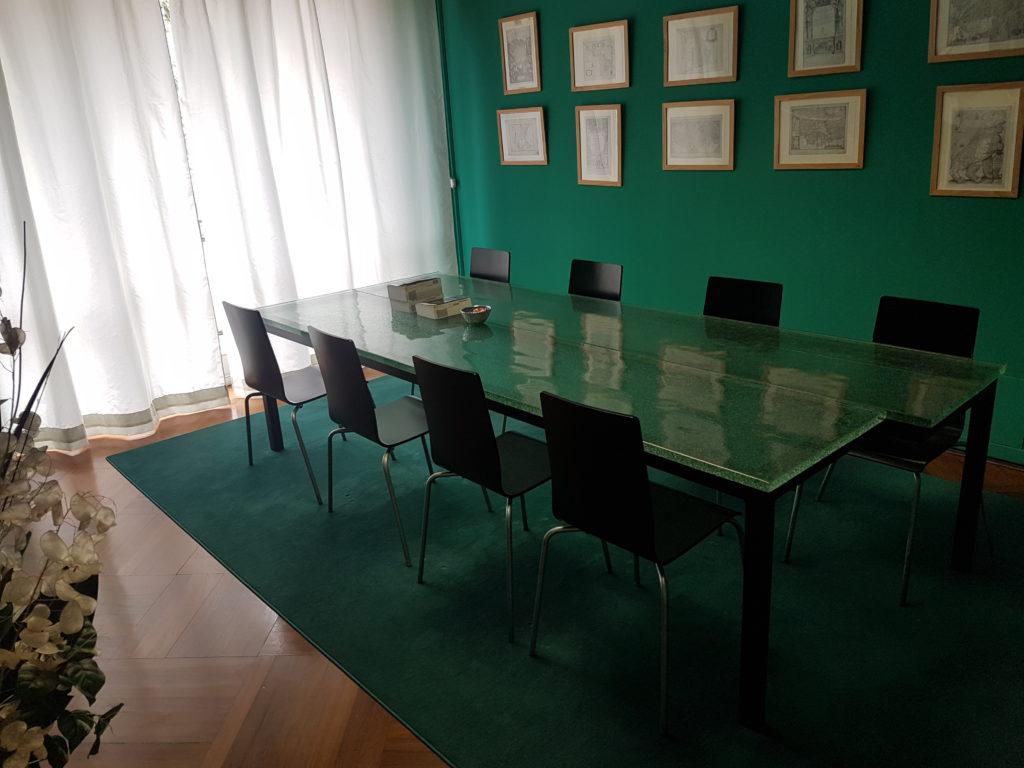 Studio Legale Avvocato Rossi Biella - sala riunioni 1